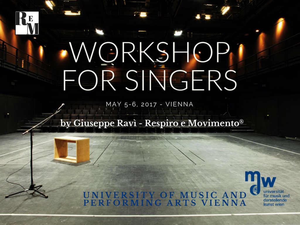 Workshop for Singers - University of Music and Performing Arts Vienna