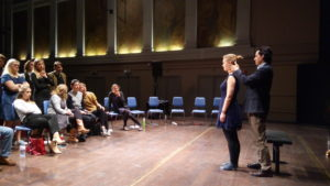 Workshop for Singers – The School of Arts of University College Gent