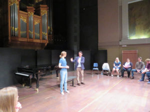 Workshop for Singers - The School of Arts of University College Gent