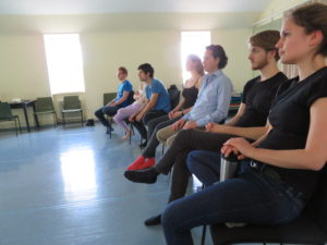 Workshop for singers